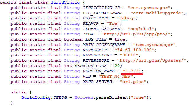 Skygofree: Following in the footsteps of HackingTeam | Securelist