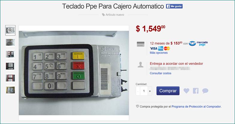 Bingo, Amigo! Jackpotting: ATM malware from Latin America to