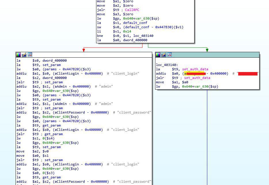 - 180511 backdoors on d link 3 - Backdoors in D-Link's backyard – Securelist