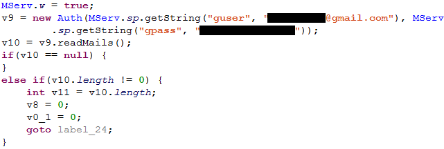 BusyGasper – the unfriendly spy | Securelist