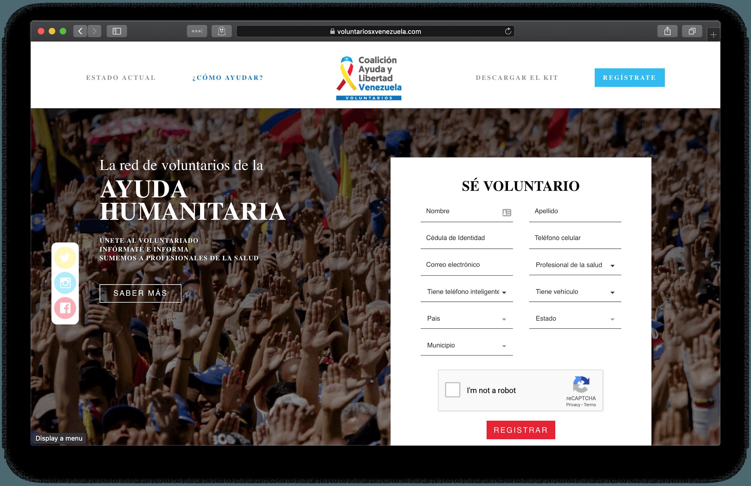 - 190213 dns venezuela 1 - DNS Manipulation in Venezuela in regards to the Humanitarian Aid Campaign