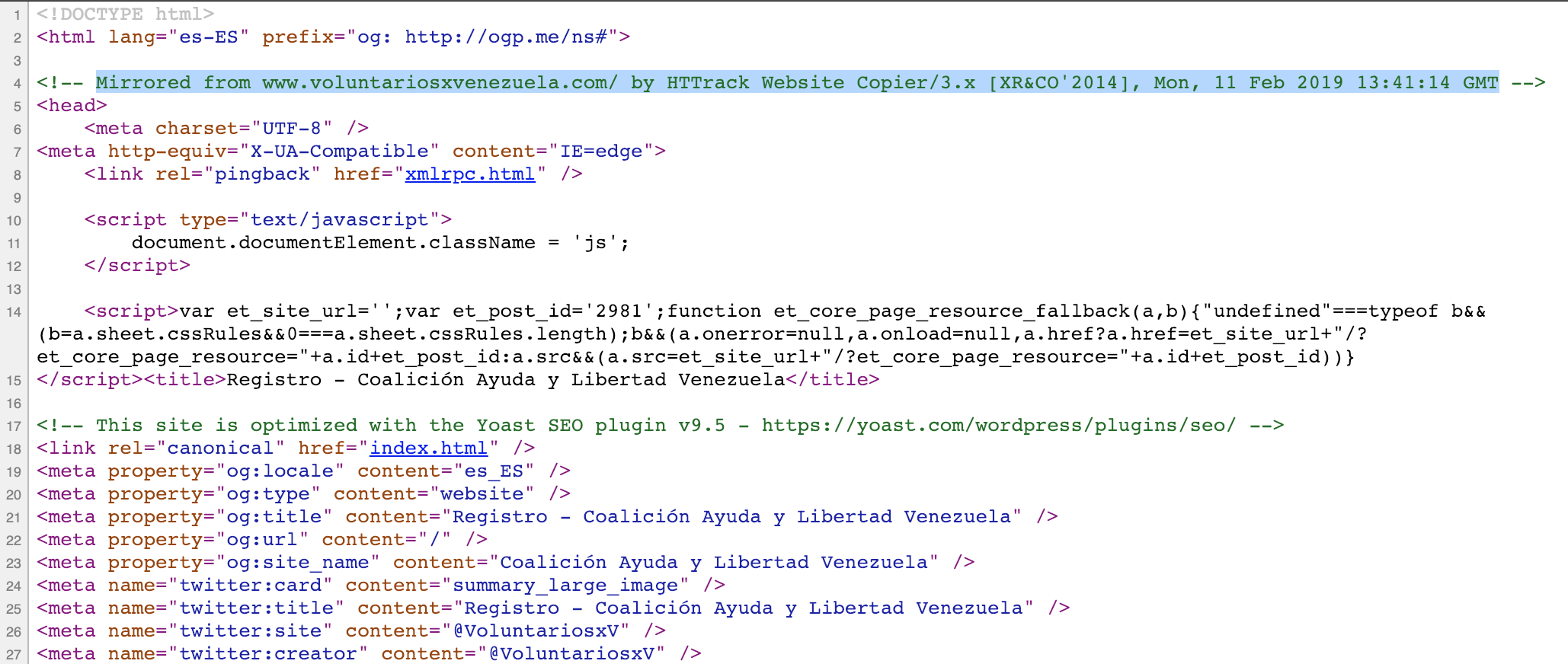 - 190213 dns venezuela 2 - DNS Manipulation in Venezuela in regards to the Humanitarian Aid Campaign