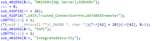 Agent 1433: remote attack on Microsoft SQL Server   Securelist