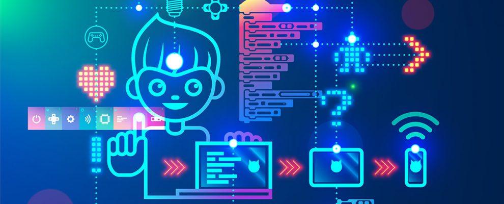Kids on the Web in 2021: Infinite creativity