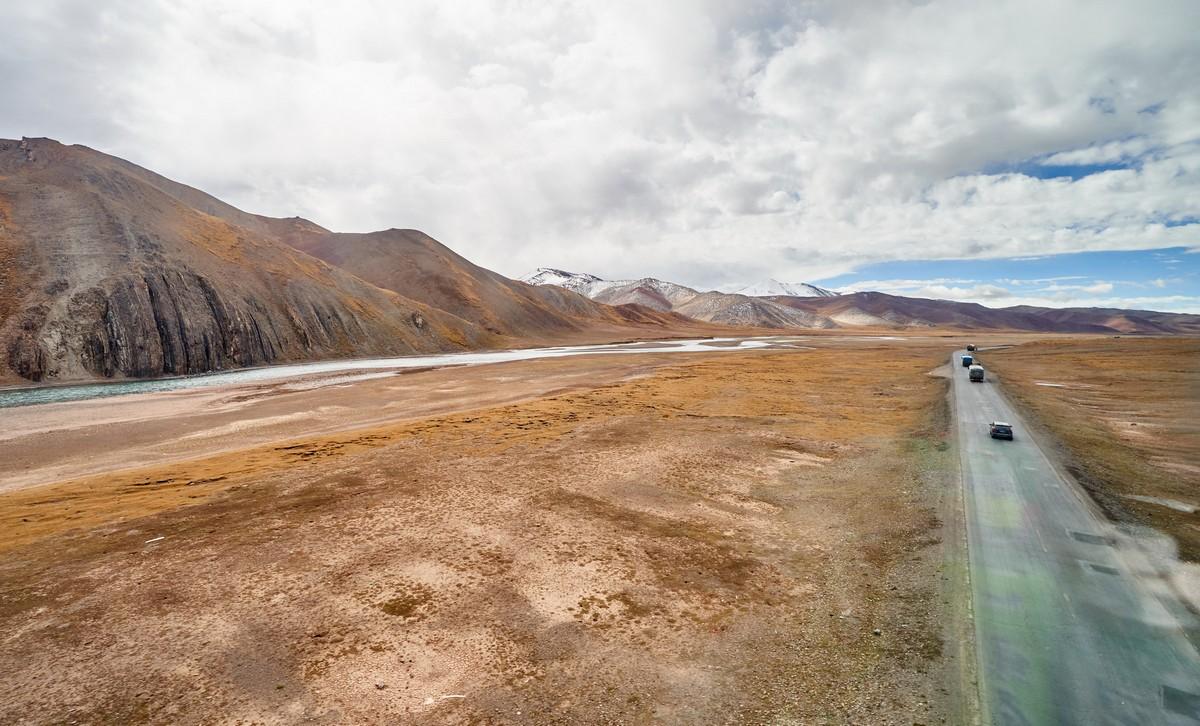 西藏之秋-两个包厢,抵达拉萨!