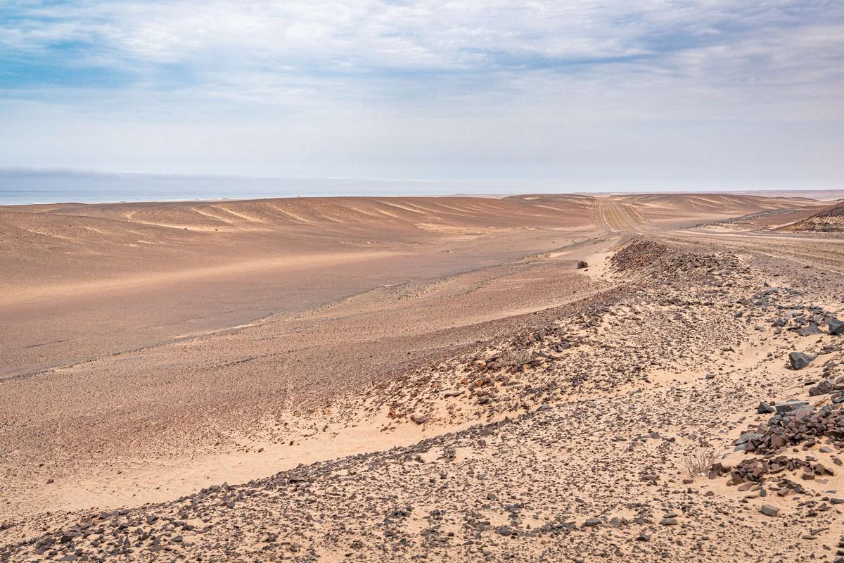 纳米比亚-骷髅海岸之二
