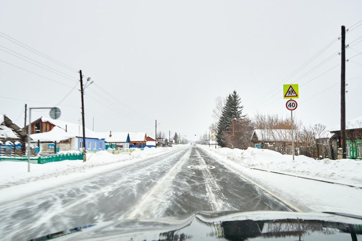 2021冬,马加丹-莫斯科方向的实际路况。