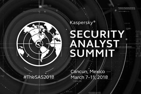 Kaspersky Security Analyst Summit, 2018
