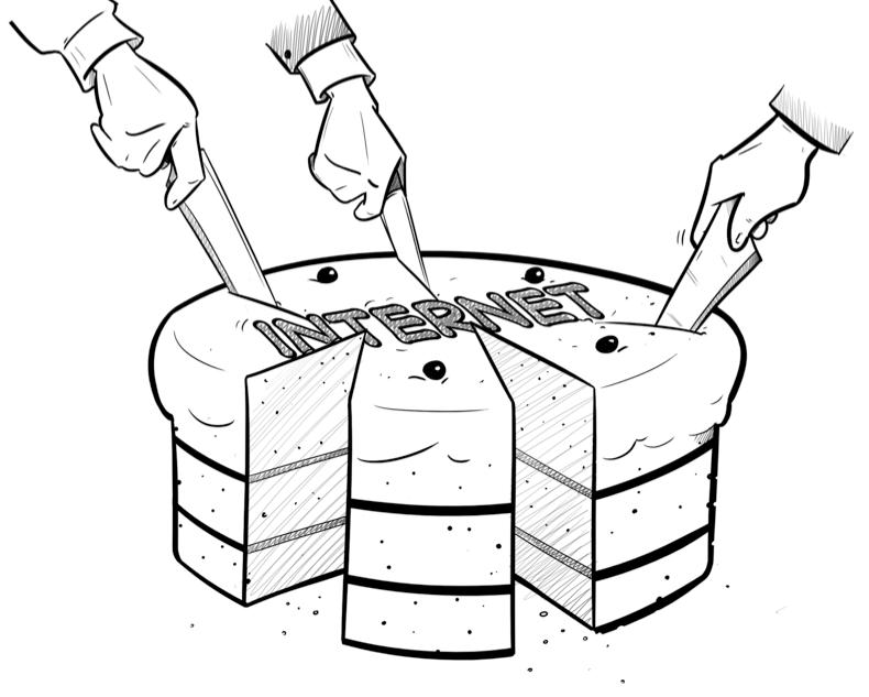 Internet-cake