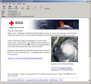 Современные информационные угрозы, III квартал 2005