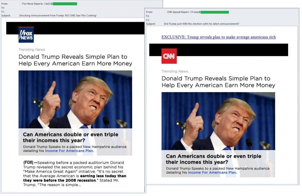Спам и фишинг во втором квартале 2016