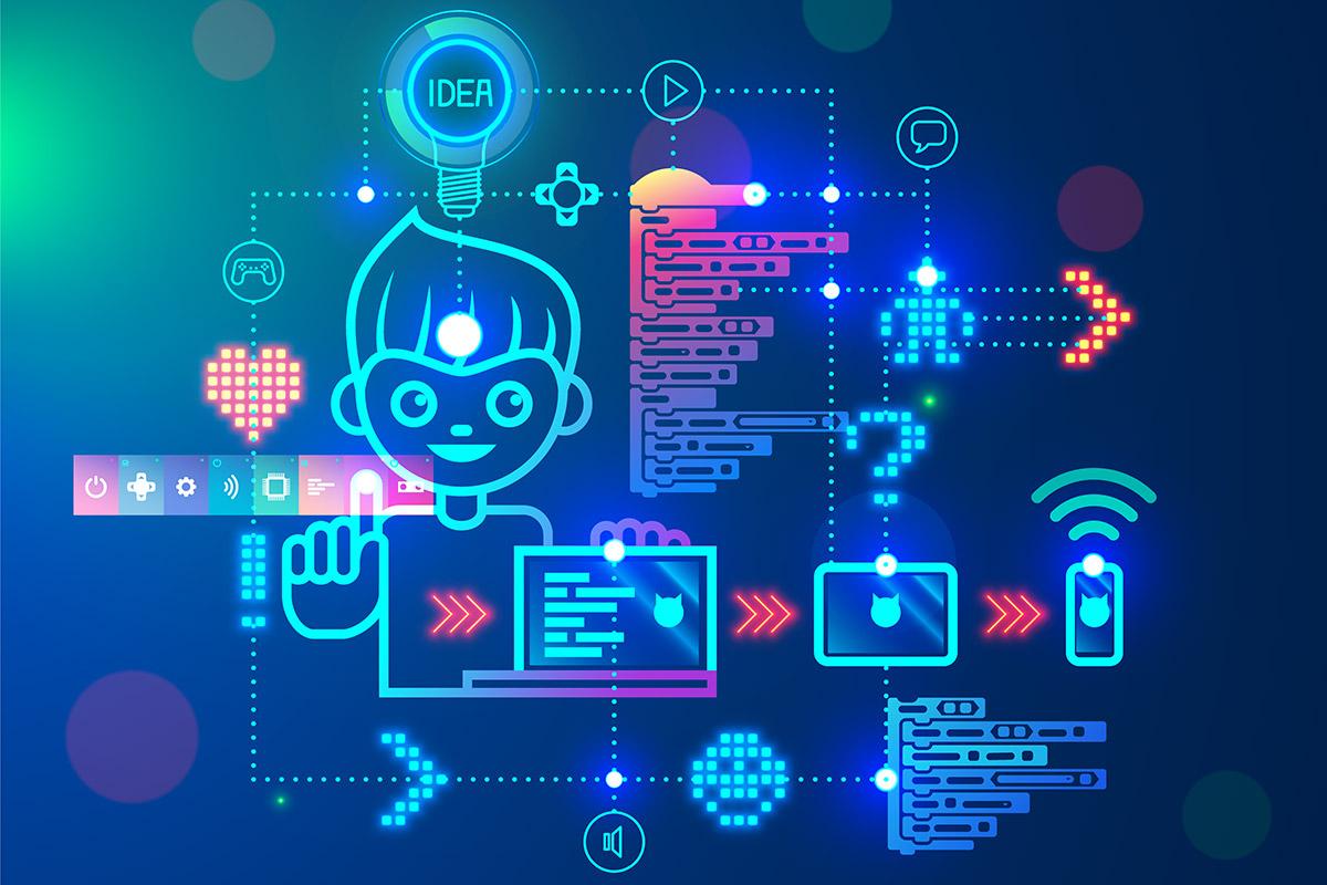 Дети в интернете 2021: творчество без границ
