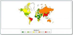 Spam und Phishing im ersten Quartal 2015