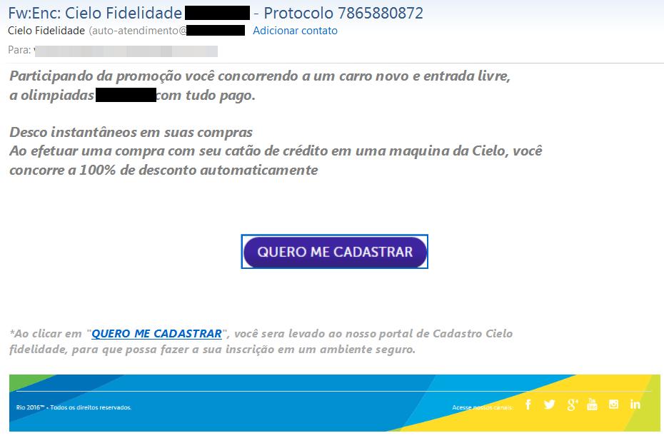 IT-Bedrohungen während der Olympischen Spiele 2016 in Brasilien