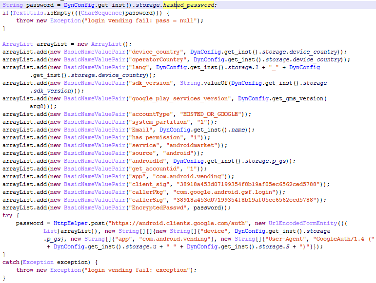 Trojaner manipulieren Google Play