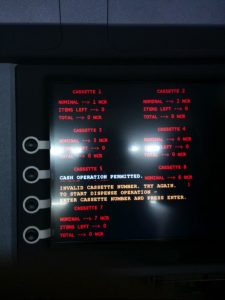 Tyupkin: Un programa malicioso que manipula cajeros automáticos
