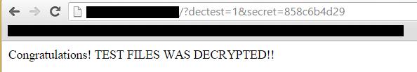 El retorno de CTB-Locker: la edición servidor web
