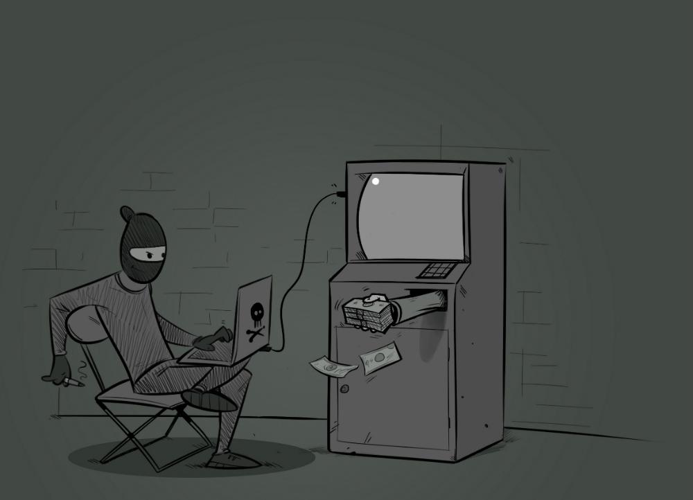 Jackpot en el cajero automático: malware y otras formas de enriquecimiento