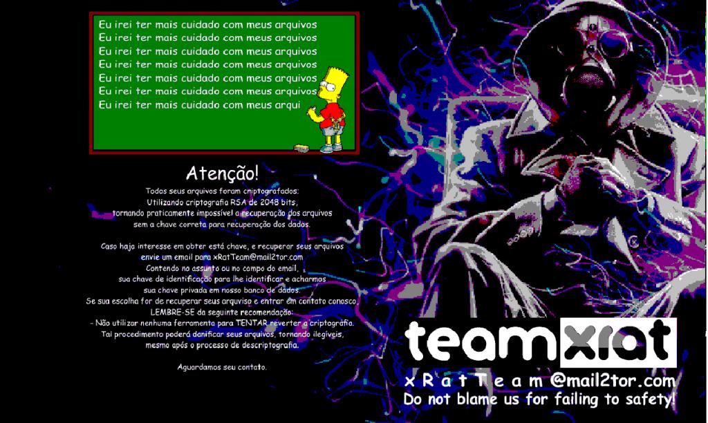 TeamXRat: novo ransomware de origem brasileira