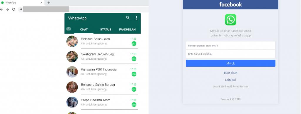 Spam y phishing en el segundo trimestre de 2021: estafas en el chat de WhatsApp