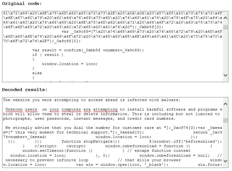 Malware sur une télévision connectée ?