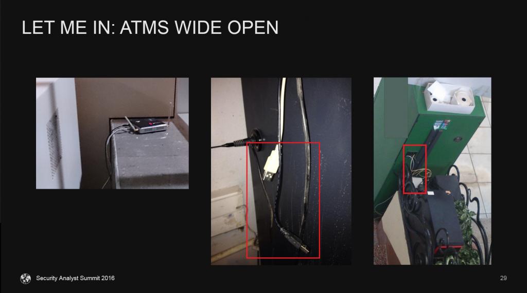 Le distributeur automatique de billets jackpot : malwares et autres méthodes d'enrichissement