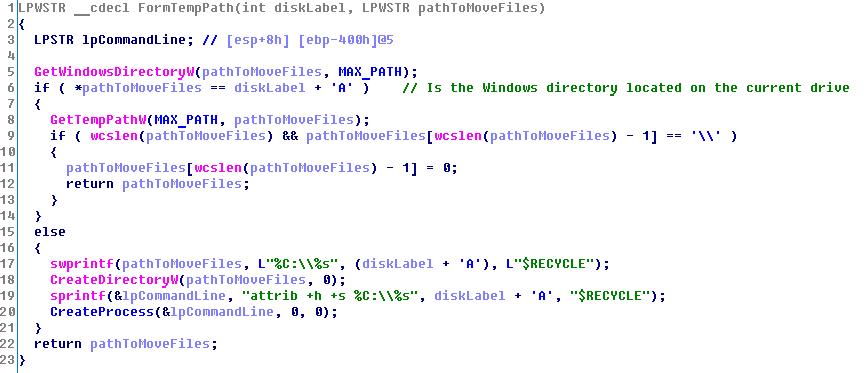 Erreurs dans WannaCry qui permettent de récupérer les fichiers après une infection