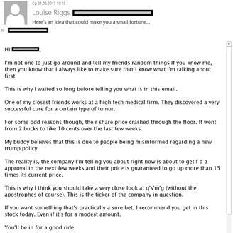 Comment fait on pour se faire spamer par des mails de site de rencontre ? - Communauté Gmail