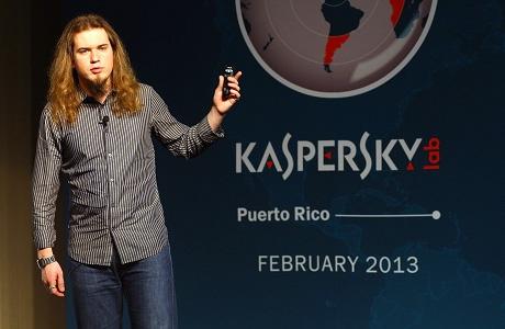 Kaspersky Threatpost Security Analyst Summit, 2013