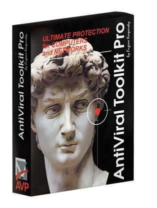 AntiViral Toolkit Pro - Michelangelo's David