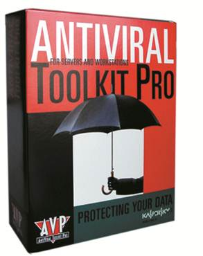 AntiViral Toolkit Pro - Umbrella
