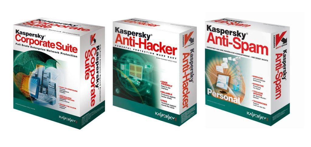 Kaspersky Corporate Suite, Anti-Hacker & Anti-Spam