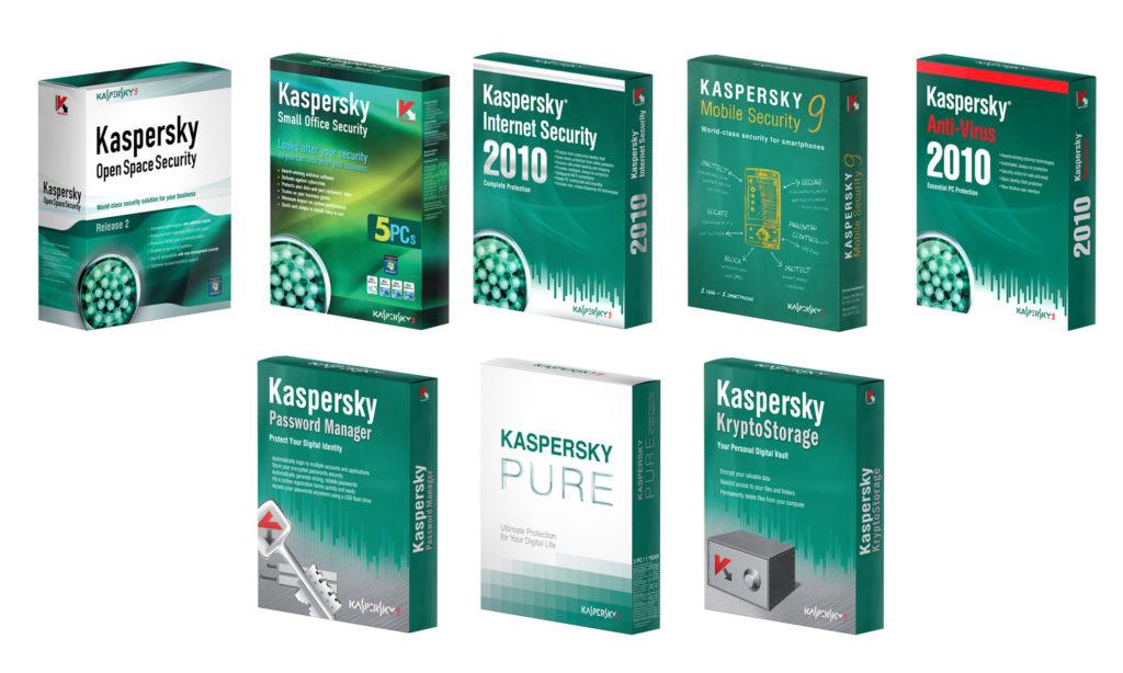 Kaspersky 2009 Security Software