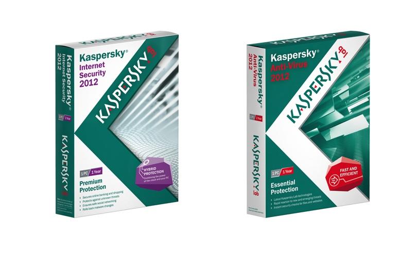 Kaspersky 2011 Security Software