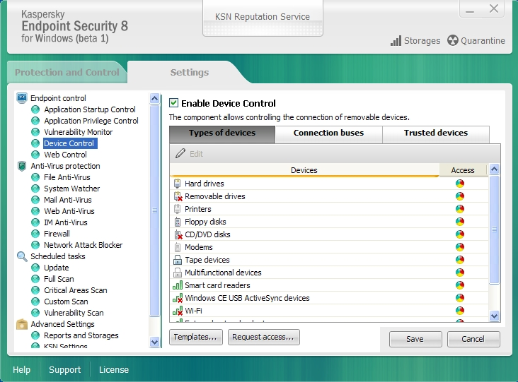 Endpoint Security 8