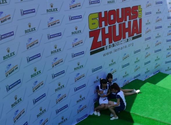 Zhuhai race