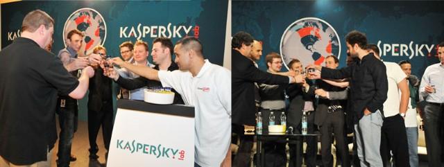 Kaspersky Summit 2012