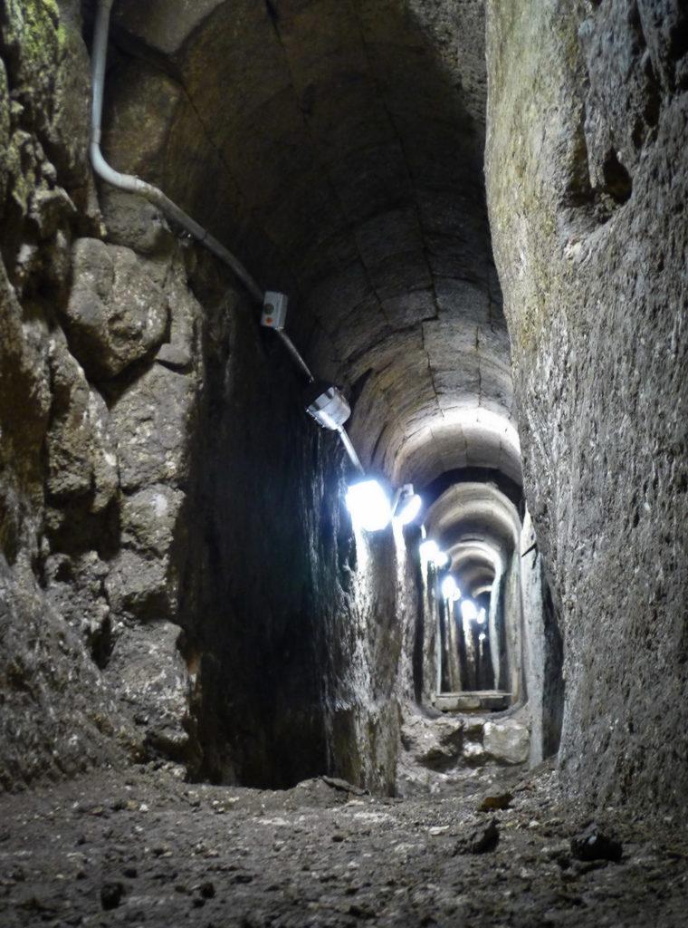 Jerusalem Tunnels