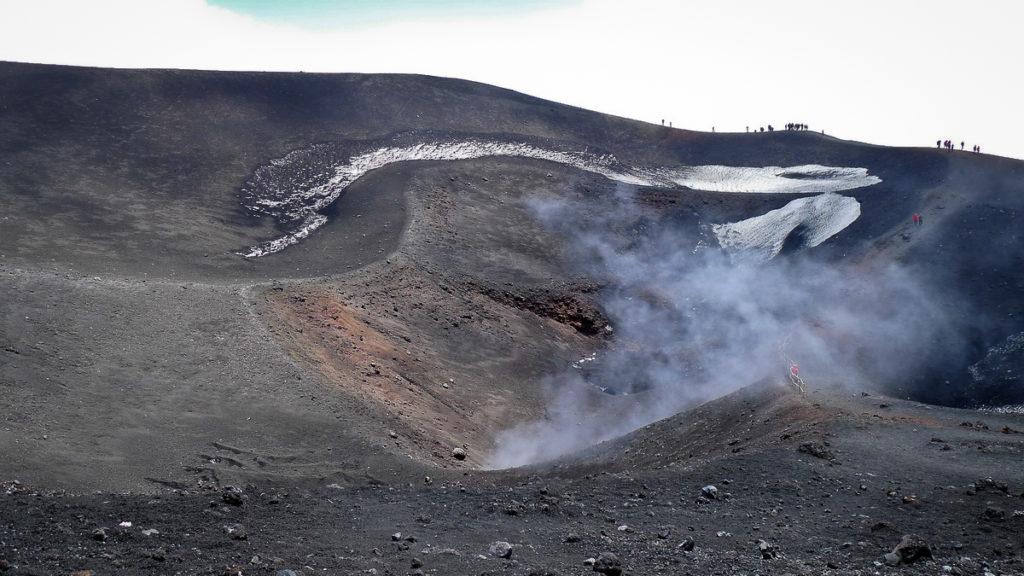 Misting Lava