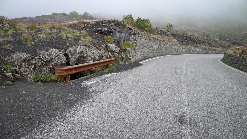 Mount Etna Highway