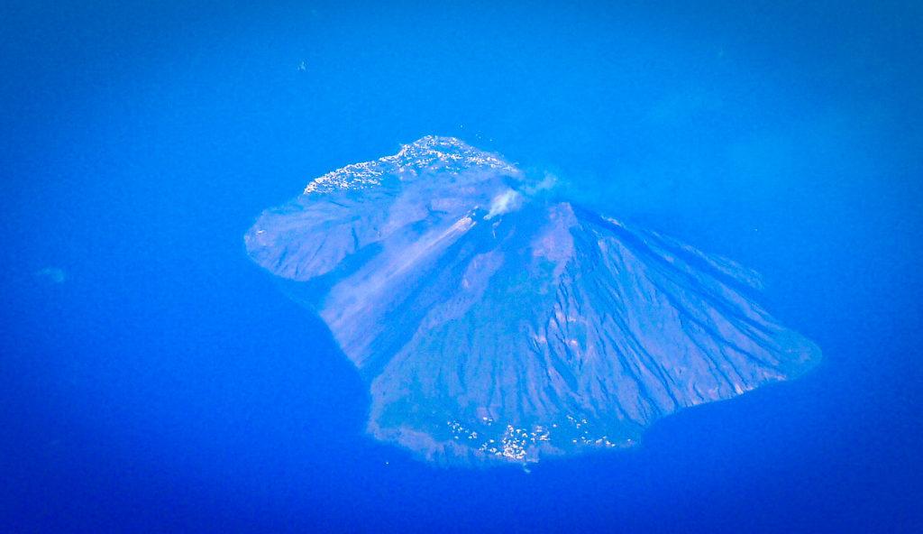 Aerial Mount Etna