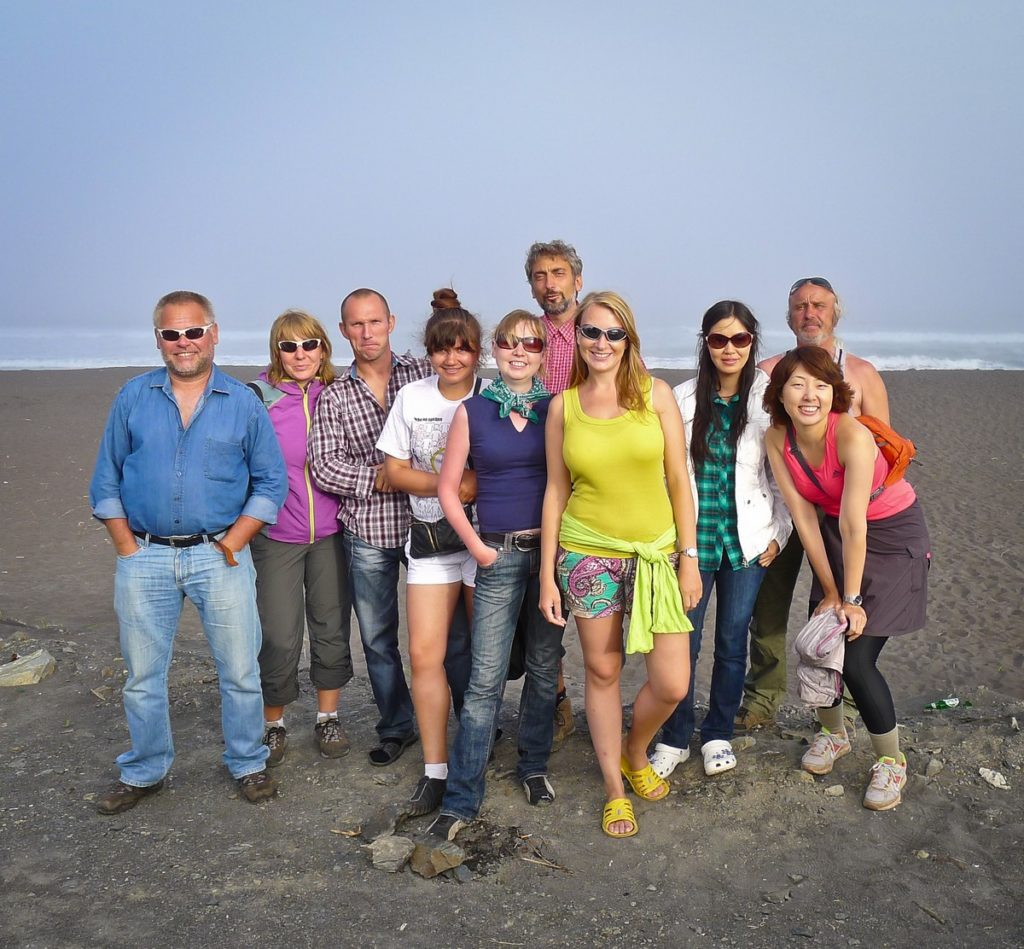 Kamchatka Beach Travelers
