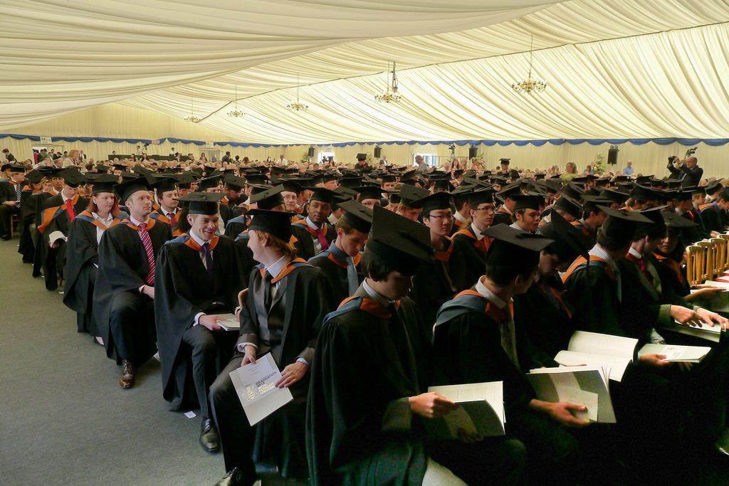 Plymouth University Graduation