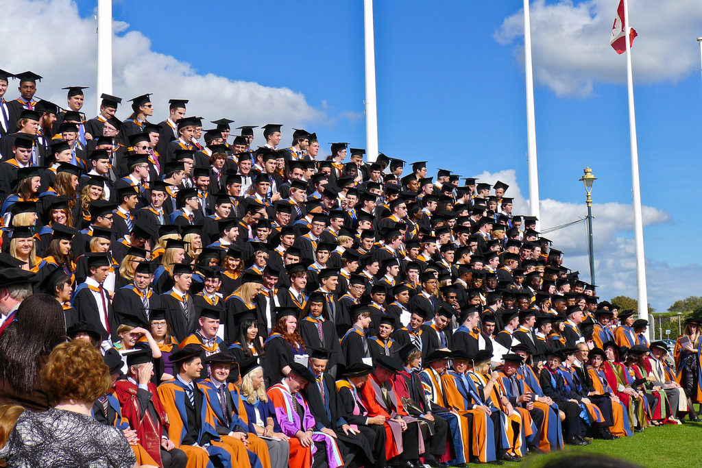 Plymouth University Graduates