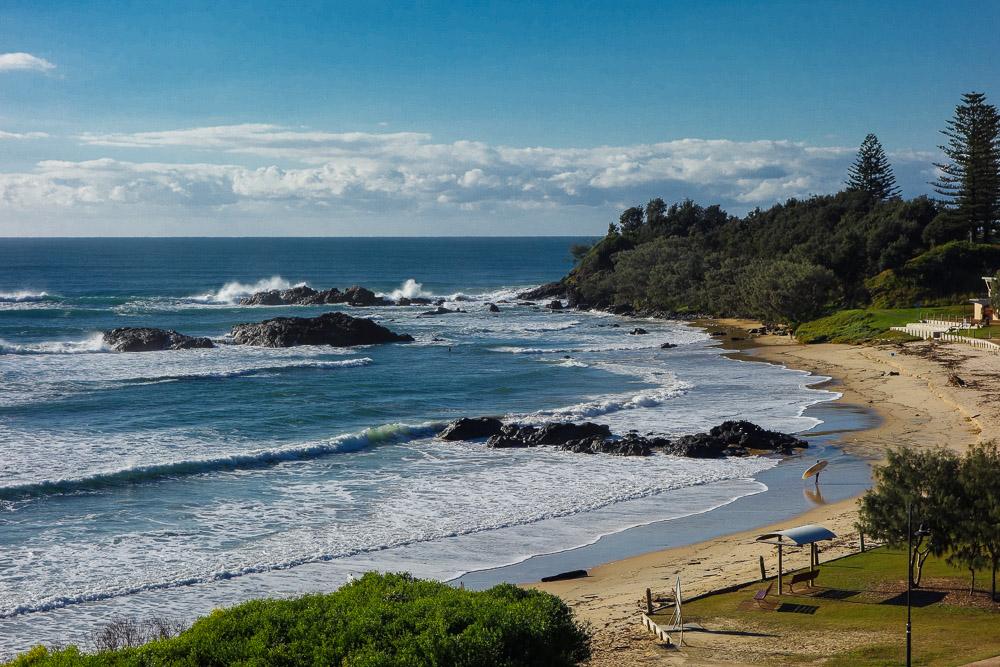 Australia seaside