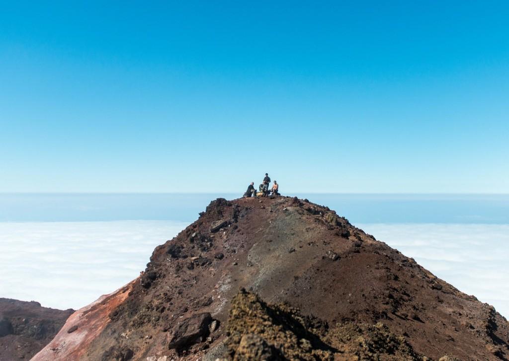 Kurils islands, Tyatya volcano