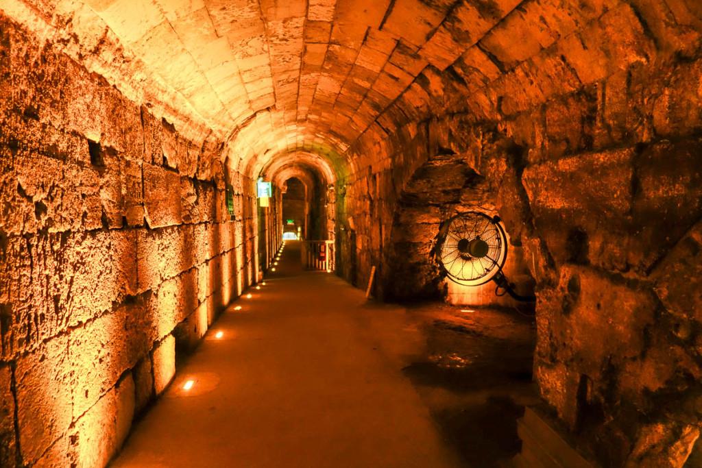 Underground Jerusalem