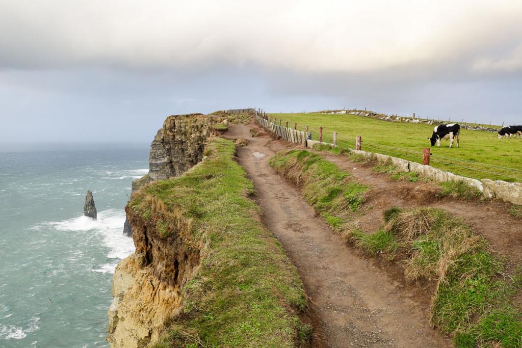 Western Ireland, Cliffs of Moher
