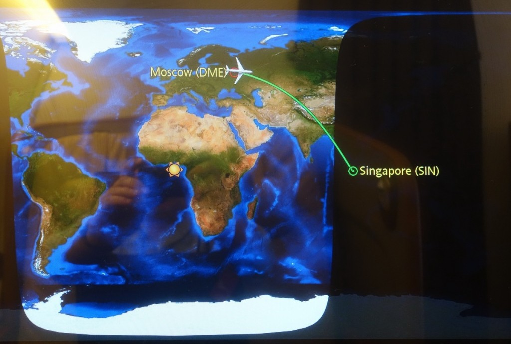Moscow-Singapore