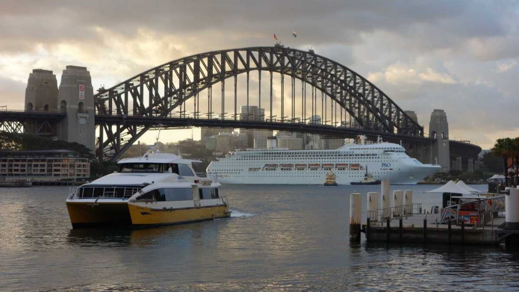 Eugene Kaspersky's top-100 must see places of the world - Sydney